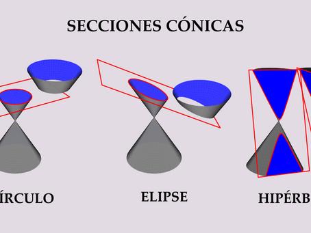 ¿Quieres aprender a graficar las secciones cónicas?