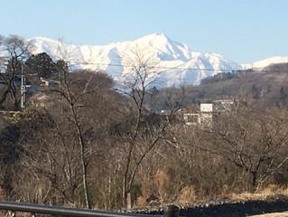 「雪化粧」見慣れた景色の素晴らしさを再認識