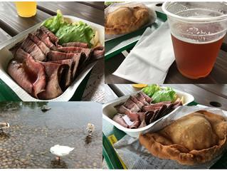 観光スポットで食を楽しむ