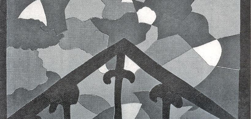 Ugo Nespolo. Paesaggio d'apres paesaggio, 2000