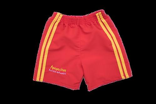 Pantaloneta Sudadera  / Apapachos