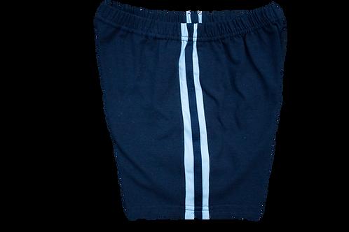 Pantaloneta / lycra con rayas