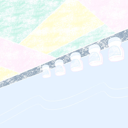 Nescafé Nails (Digital Print - Matted)