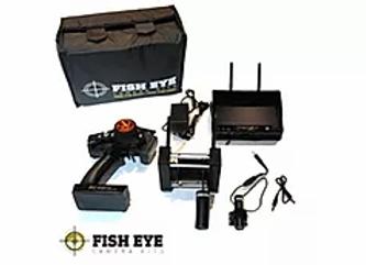 Fish spy surface / underwater camera kit