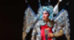 Interprete Opera cinese