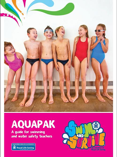 Swim and Survive AquaPack Intro