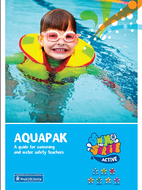 Swim and Survive Aquapack -Active