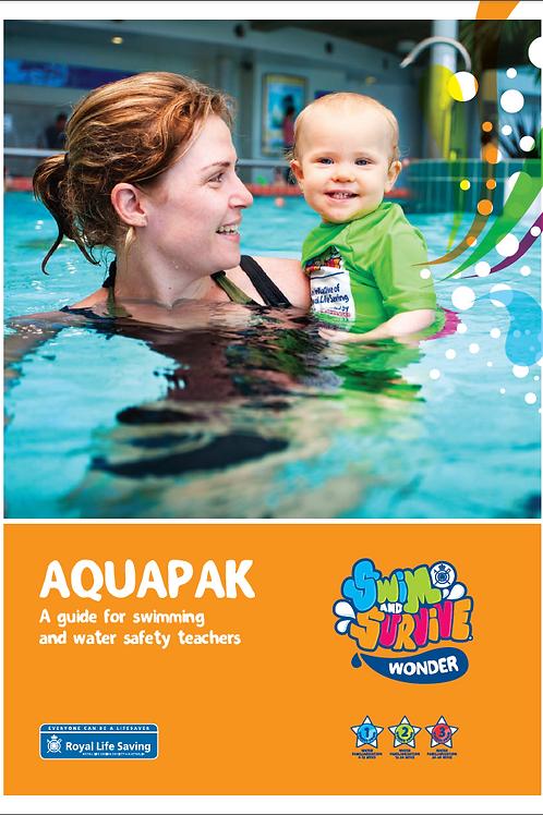 Swim and Survive Aquapack - Wonder