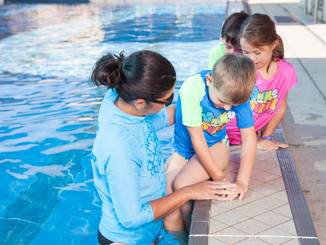 Round 2 of Water Safety Education talks in QLD
