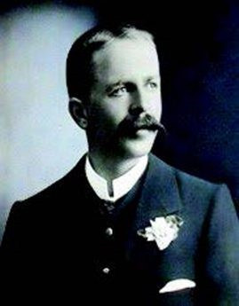 Pierce Pool Supplies founder Albert Henry Pierce 1898