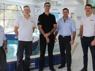 Pool Operations team impresses clients