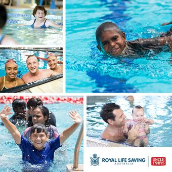 NEW PROGRAM LAUNCHED TO INCREASE SWIMMING AND AQUATIC ACTIVITY ACROSS AUSTRALIA
