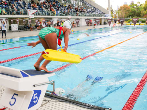 Diving Safety for Pool Lifesaving
