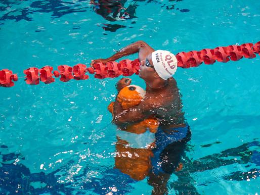 Conducting a Pool Lifesaving Training Session