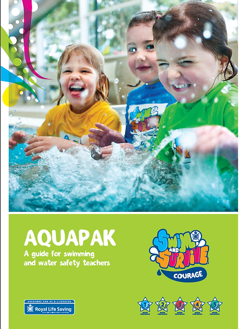 Swim and Survive Aquapack - Courage