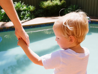 PARENTS URGED TO KEEP WATCH AFTER NEW RESEARCH REVEALS 965 TODDLERS HAVE DROWNED IN THE PAST 25 YRS