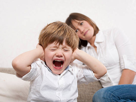 Tips for dealing with your non-compliant child