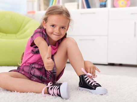 Crossing midline … What it means, why it's important and signs your child may need OT