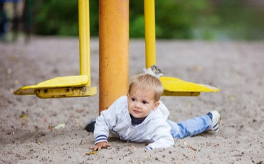 Why is my child so clumsy?