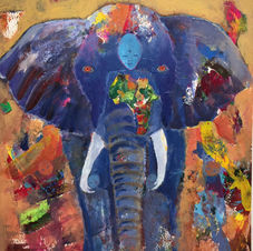 African Courage Elephant