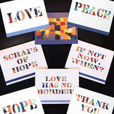 Scraps of Hope Cards