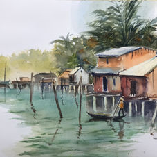 Life on Mekong Delta
