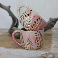Fern Expresso Cups