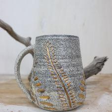 Stone Fern Mug