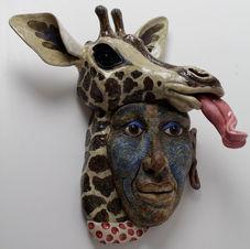 Shaman Of Giraffes