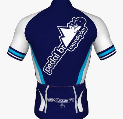 Camiseta Ciclismo Pedal BR Expedições  Pedido no link