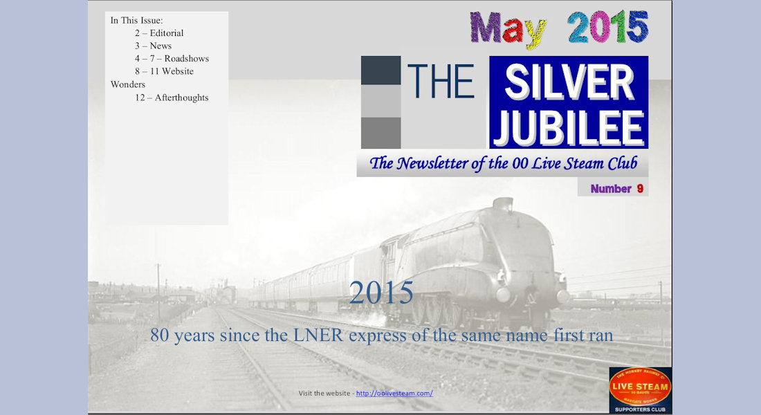 Silver Jubilee Issue 9