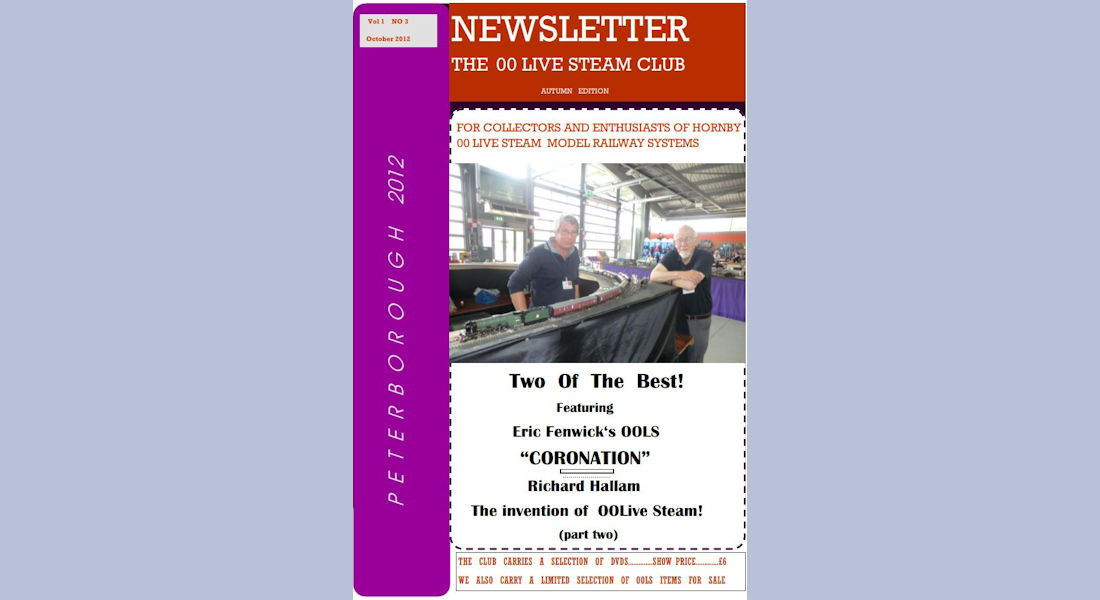 OOLS Newsletter Issue 3