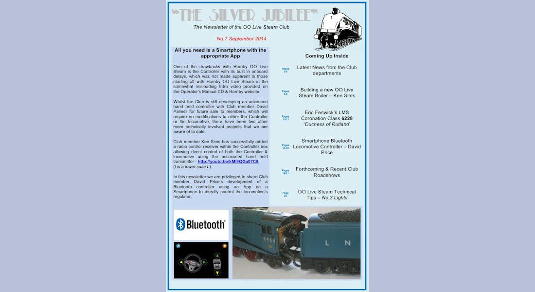 Silver Jubilee Issue 7