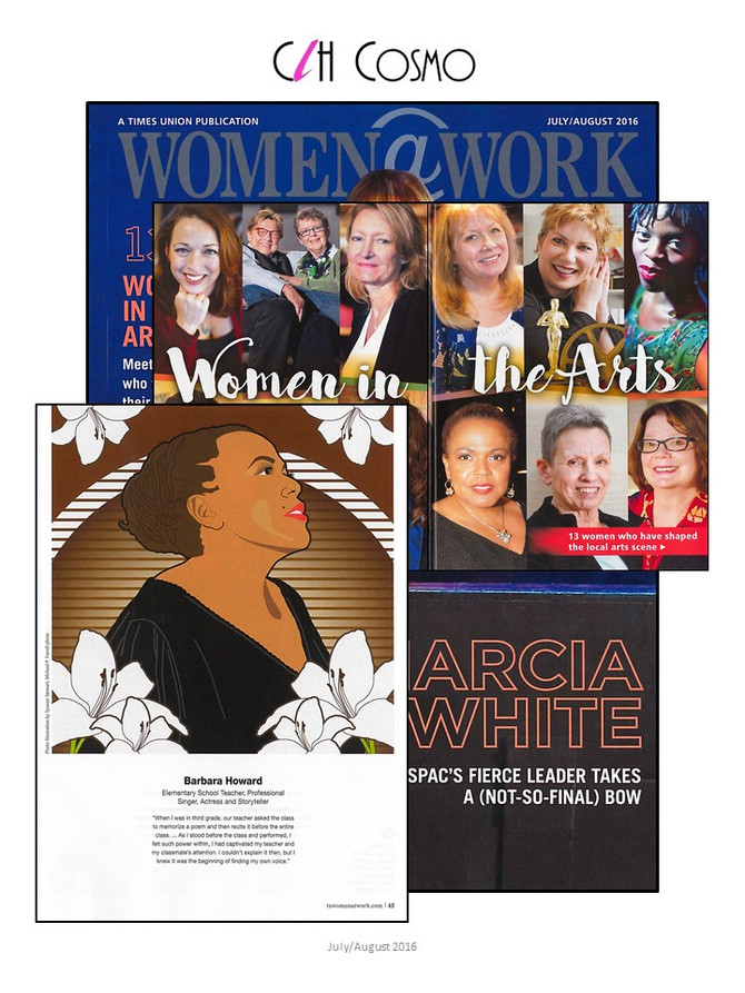 Women@Work Cover Story
