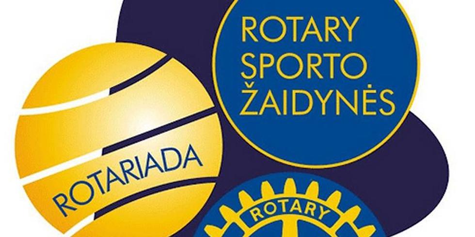 Rotariada 2020 preparatory mtg with Mayor of Druskininkai city