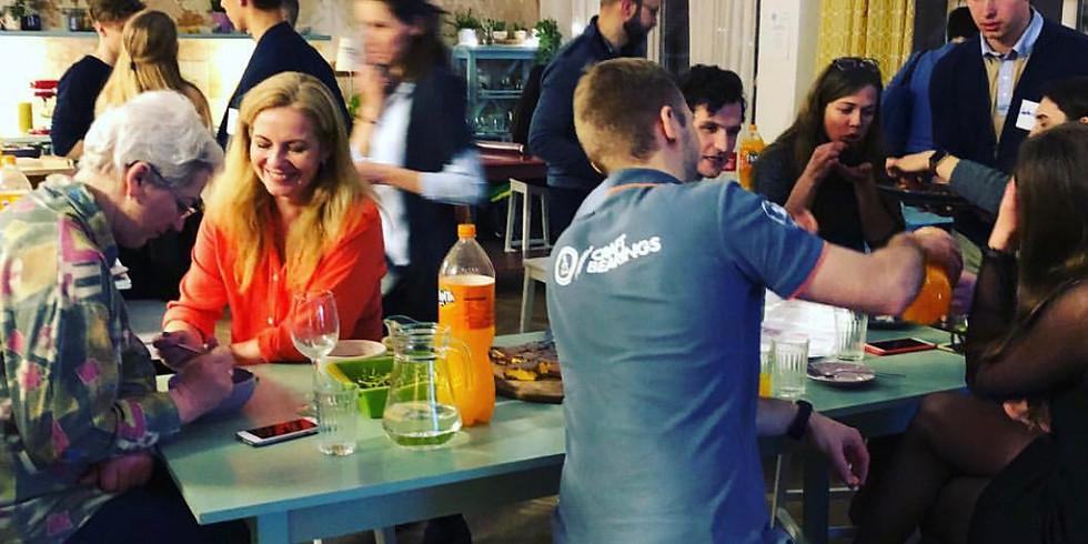 International Kitchen 2019 with DEIVYDAS PRASPALIAUSKAS