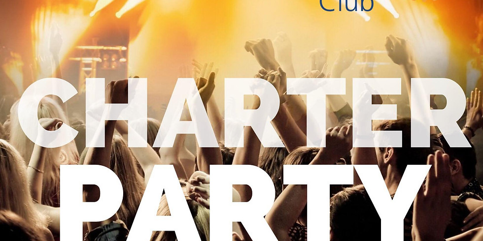 CHARTERING PARTY / INAUGURACIJOS ŠVENTĖ