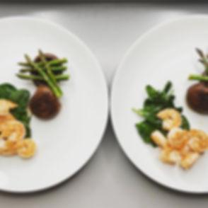 Optimized-Shrimp + Mushrooms + Asparagus