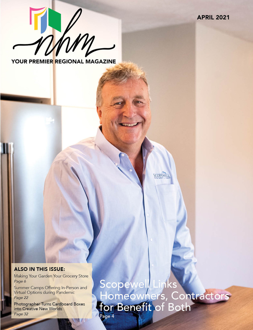 NHM Magazine April 2021