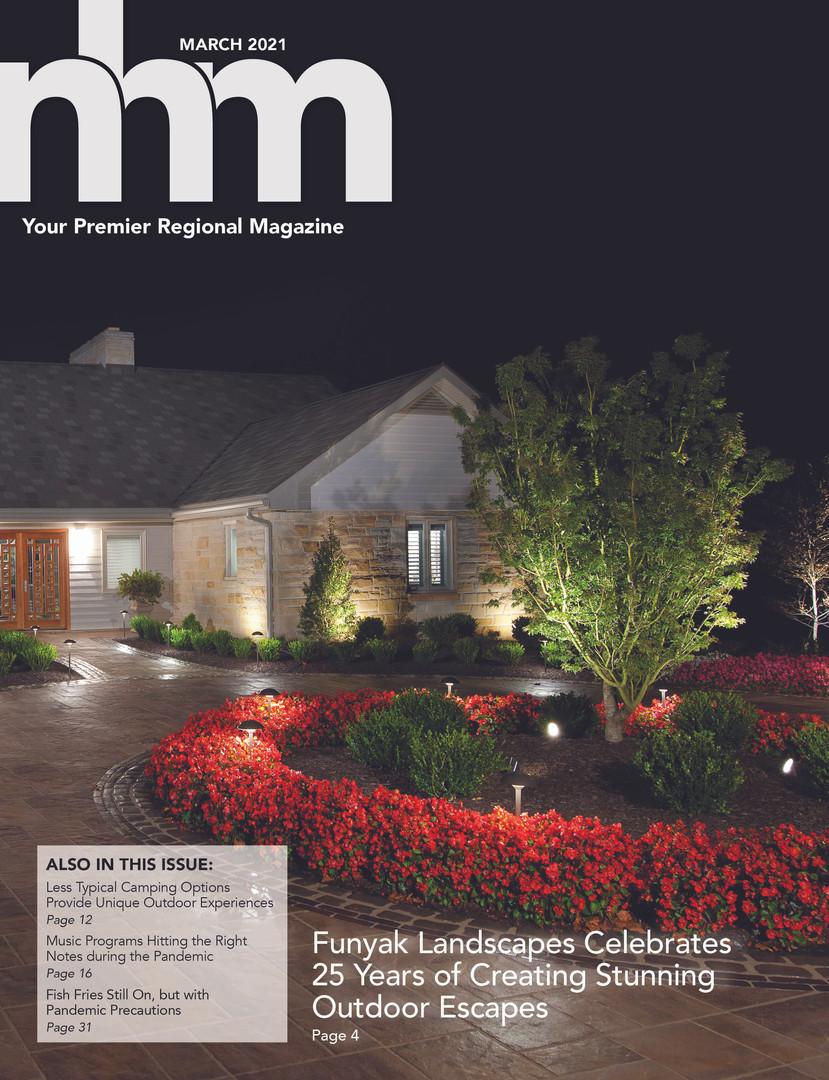 NHM Magazine March 2021
