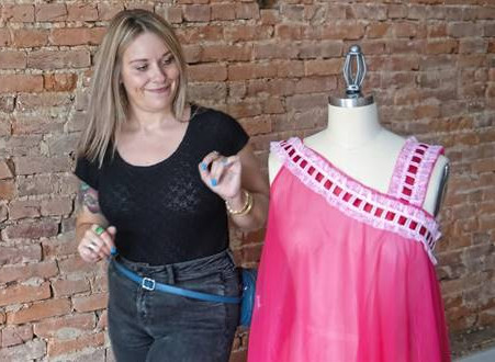 Local Businesses Find Creative Ways to Keep Clothing Out of Landfills
