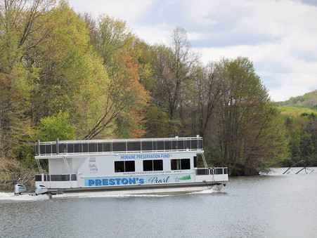 New Tourist Attraction Sets Sail in Butler County