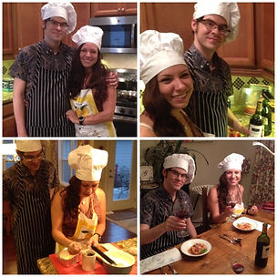 Couples Night Out - Cooking Class