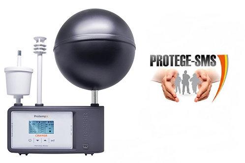 Medidor de Stress Térmico - Protemp 4