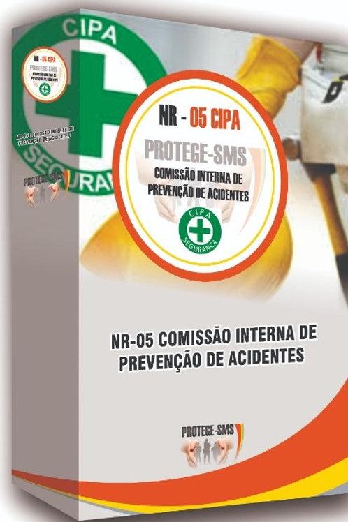 CIPA - COMISSÃO INTERNA DE PREVENÇÃO DE ACIDENTES ONLINE