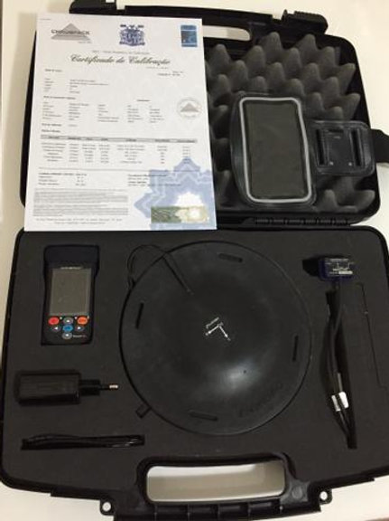 Medidor de vibrações ocupacionais (VCI e VMB) - SmartVib