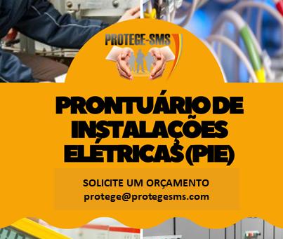 Prontuário de Instalações Elétricas (PIE)