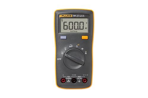 Multímetro Digital Fluke 106 Eletricista