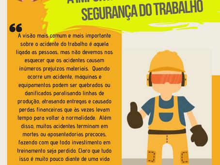 A Importância de Investir em Segurança do Trabalho
