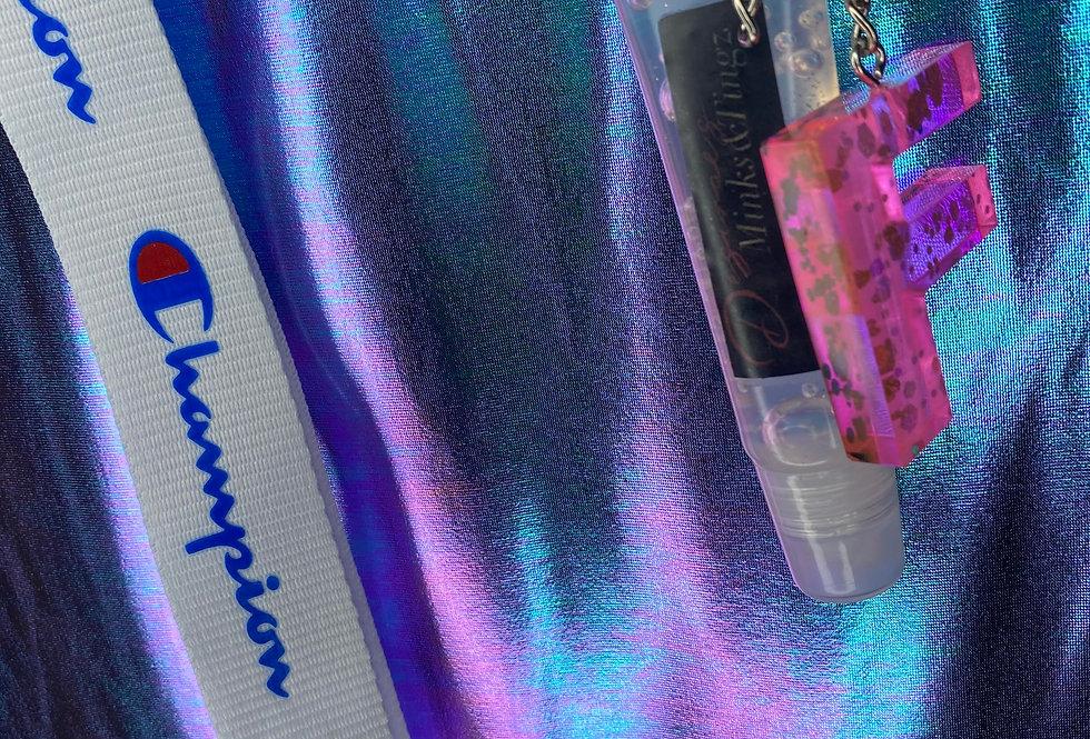 Lipgloss Keychain